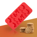 Red Animal Silicone Cake Mold