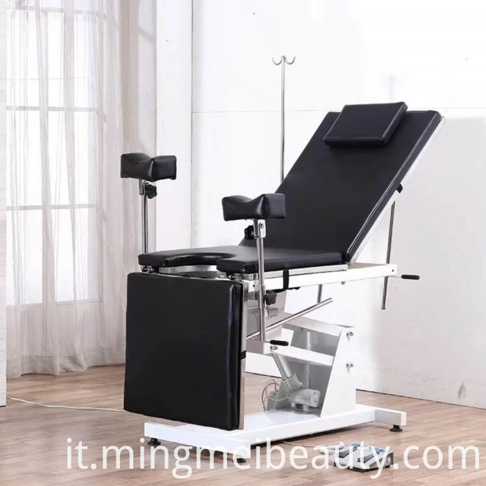 electric gynecological table