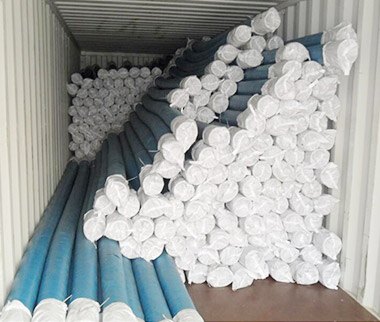 concrete pump rubber hose package