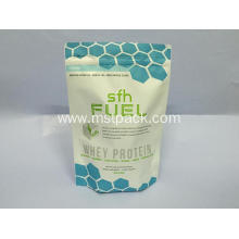 Matte Stand Up Pouch for Whey Protein