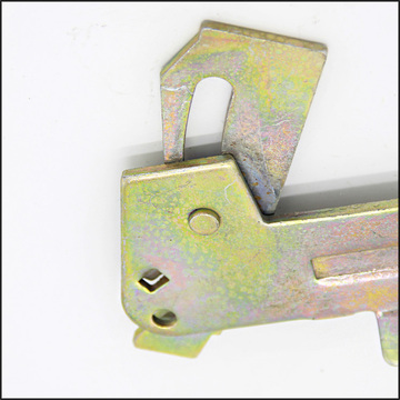 Wallar CLAMP (A-P) used on aluminium formwork