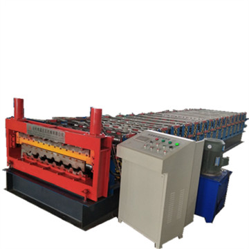 South africa double deck roll forming machine