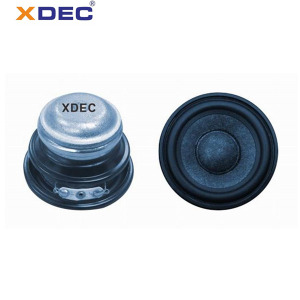 OEM/ODM for Portable Bluetooth Speaker Nice neodymium 50mm paper cone 4ohm 5w speaker supply to Hungary Suppliers