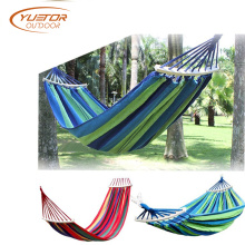 120cm Wide Cotton Double Camping Hammock