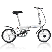 Steel Frame Folding Bicycle for Adult Riding