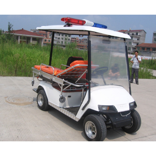 2 seats chinese rescue ambulance golf cart for sale