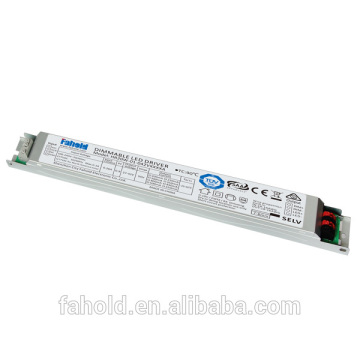 driver led per luci lineari dimmerabile slim