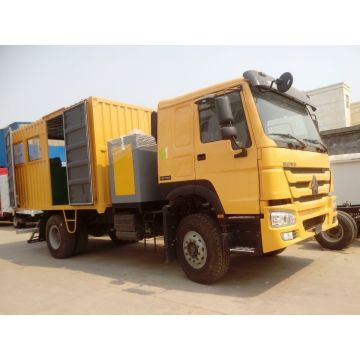 4 x 2 Maintenance Vehicle With Fixing Tools
