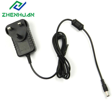 18W 12V 24V UK Wall AC-stroomadapter