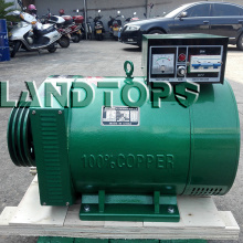 China Manufacturer for STC Series Three Phase Alternator 50KW STC 3 Phase AC Generator for Sale supply to Spain Factory