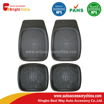 China Factories for 3D PVC Car Foot Floor Mats Deep Dish Floor Mats for Cars & Trucks export to Grenada Exporter