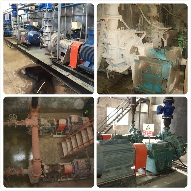 Slurry Pump Applications