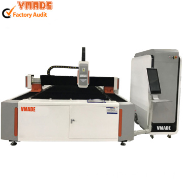 500w Fiber Laser Metal Cutting Machine