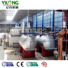 Continuous Waste Plastic to Fuel Oil Machine