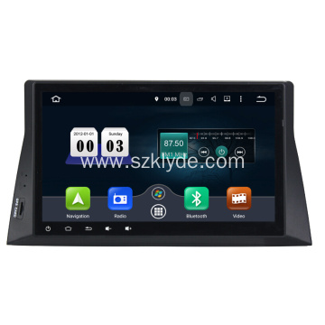 10.1 '' HD Touch Screen Car DVD Alang sa Honda Accord