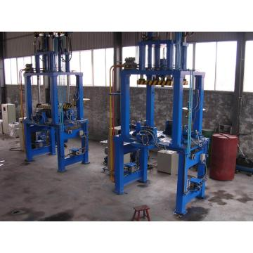 Easily cleanable Electric low pressure molten equipment