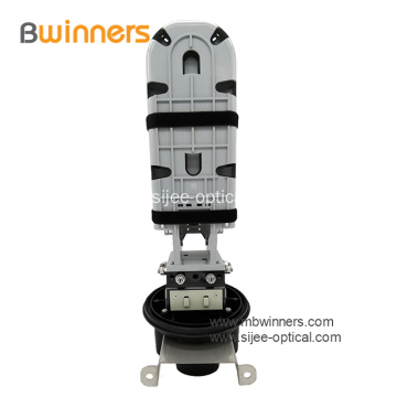 1In-6Out or 4In-4Out Dome Fiber Optic Splice Closure