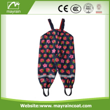 Infant baby rain pants water rain trouser