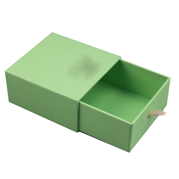 Decorative Drawer Style Perfume Paper Box with Tag