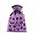 Purple Spider Web Halloween Party Gift Bag Packaging