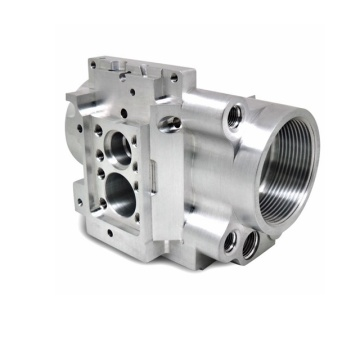 Custom High Precision 5 Axis Machining Aluminum Service