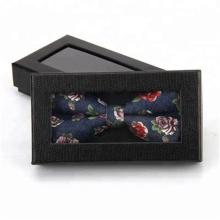 Black Cardboard Tie Gift Box Wholesale