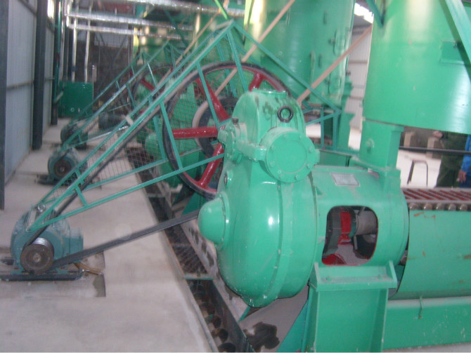 sunflower screw oil press machine