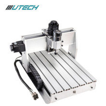 Factory Outlets for Mini Desktop Cnc Router cnc router machine 3 axis spindle motor export to Cape Verde Suppliers