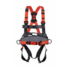 Wholesale Discount for Cheap Climbing Gear Full Body Protection Harness Safety Harness 27KN export to Vanuatu Importers
