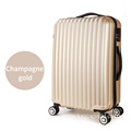abs pc film hardside luggage sets wholesale