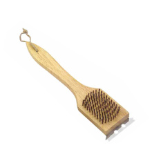 Chinese Professional for Cleaning Brush BBQ grill cleaning brush with scraper supply to France Manufacturer