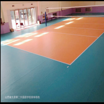 PVC Volleyball Court Mat