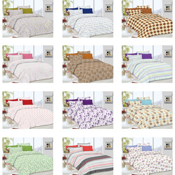 Wholesale Luxury Polyester Quilted Bedspread