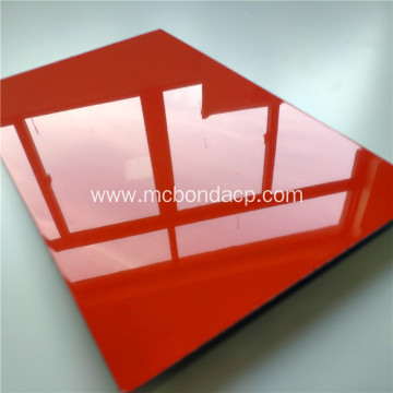 Decoration Alloy Composite Panel Acp For Construction