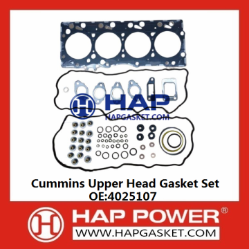 Cummins Upper Head Gasket Set 4025107