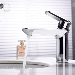 Manufacturer of for Black Basin Faucet HIDEEP Brass Chrome Under Counter Basin Faucet export to India Exporter