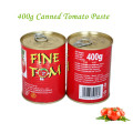 Easy Open Canned Tomato Paste (28-30%)