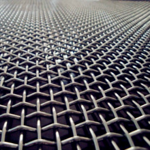Hot Sale High Quality Galvanized Crimped Wire Mesh