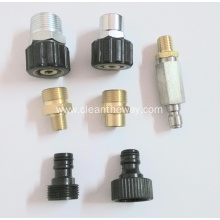 Brass or Stainless Steel Couplings