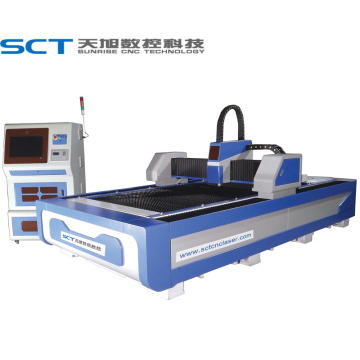 750W Fiber Laser Cutting Machine for Stainless Steel