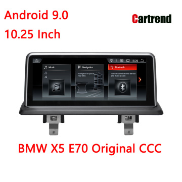 BMW X5 E70 Display Monitor