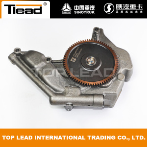 VG1246070040 HOWO D10 D12 oil pump