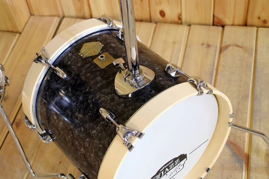 Portable 3 Pieces Drum Kit