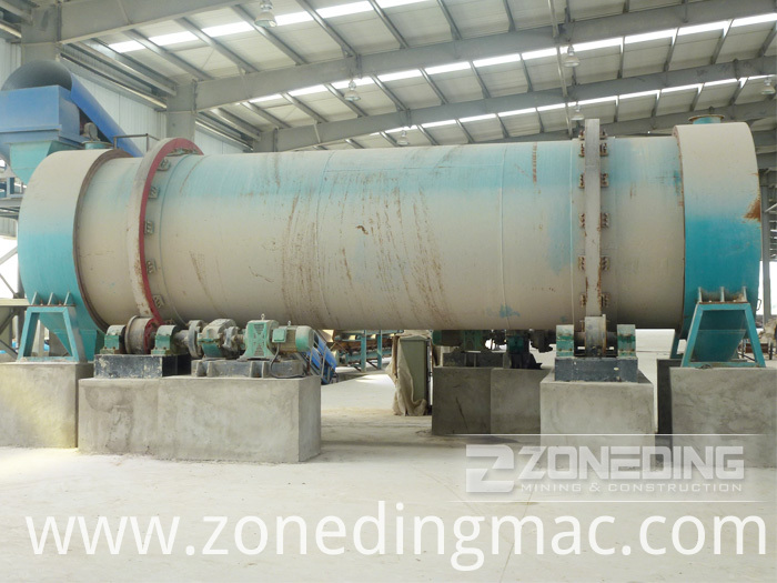 Quartz Sand Dryer