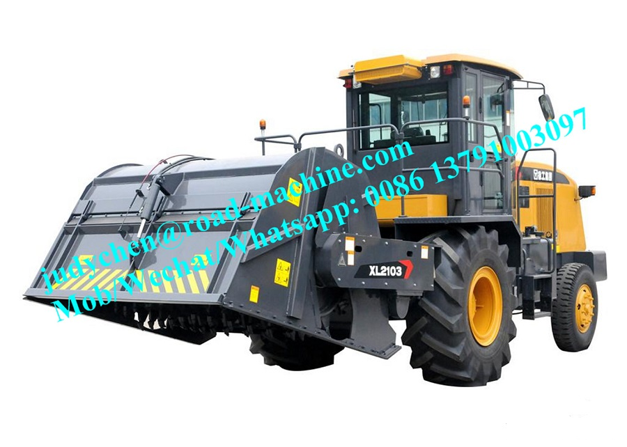 Stablized soil mixing machine