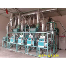 High Definition for Automatic Grinding Machine 6F-15 flour mill complete set of equipment supply to Armenia Importers