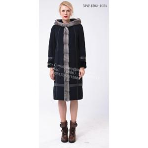Winter Long Women Australia Merino Shearling Coat