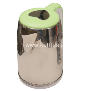 Manufacturing Companies for Mini Electric Water Kettle New design electirc kettle with water gauge supply to Liechtenstein Manufacturers