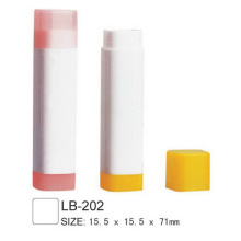 20 Years manufacturer for Lip Balm Tube Square Empty Lip Balm Tube export to Panama Manufacturer