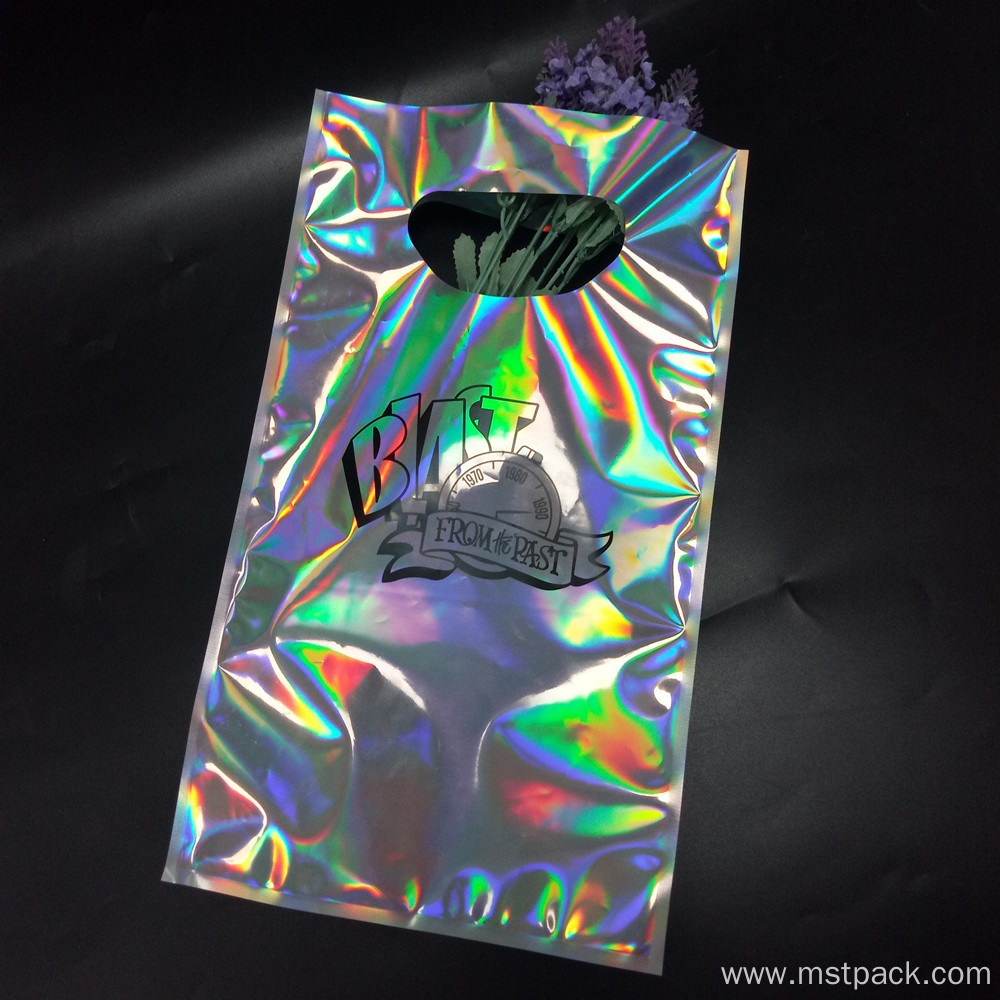 Three Sides Hologram Bag Customized